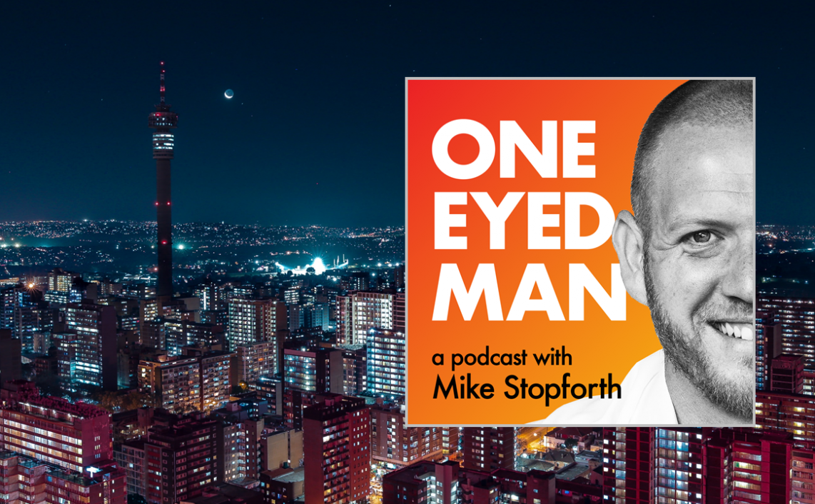 One-Eyed Man podcast